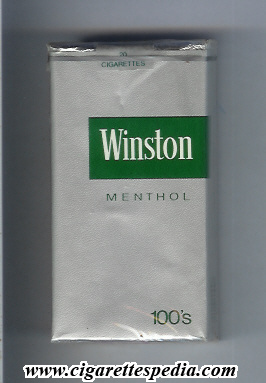 how to ask for menthol cigarettes