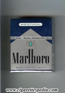 All kinds cigarettes Marlboro