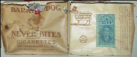 Barking Dog Tobacco