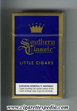 Southern Classic (american version) (Little Cigars) L-20-H (Lights