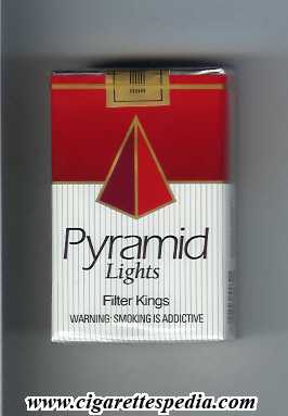 Cigarettes Marlboro Gold pack