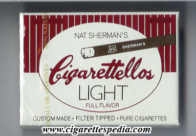 where can i buy nat sherman cigarettes in melbourne