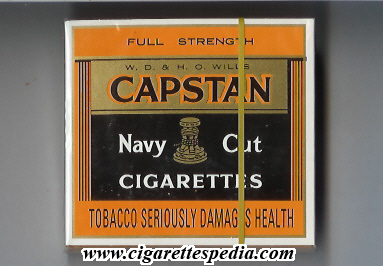 capstan navy cut full strength s 20 b england
