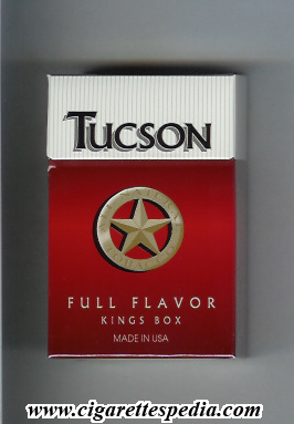 tucson full flavor ks 20 h usa