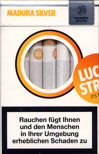 American cigarettes Pall Mall brands for women