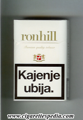 ronhill ronhill from above ks 20 h white with gold name croatia