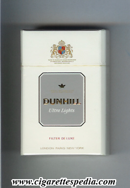 Where to buy native cigarettes Dunhill in UK