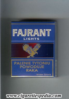 fajrant lights s 20 h poland